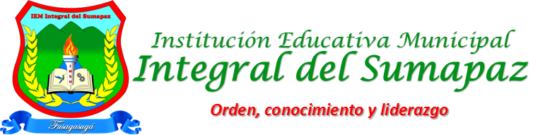 Institución Educativa Municipal Integral del Sumapaz